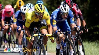 Tour de France 2019: Stage 10 | EXTENDED HIGHLIGHTS | NBC Sports