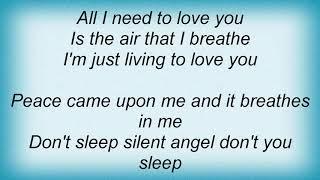 Simply Red - Air That I Breathe Reprise Lyrics