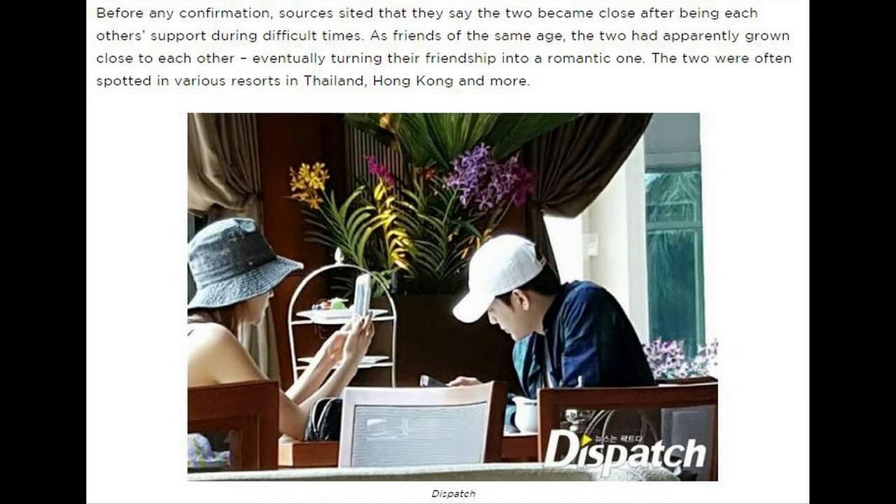 Lee så Yeon Yoon han dating