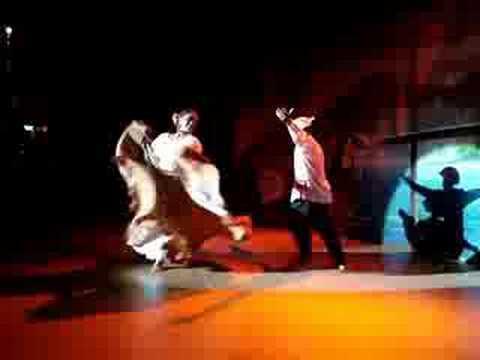 Baile tipico de panama el socavon youtube