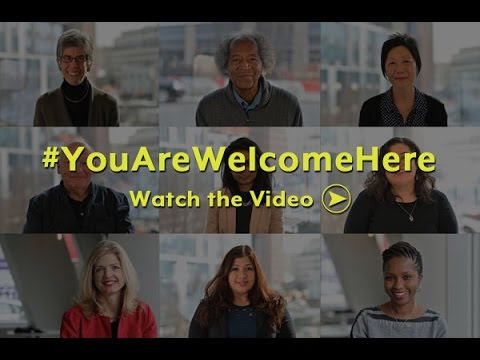 #YouAreWelcomeHere at CUNY School of Law