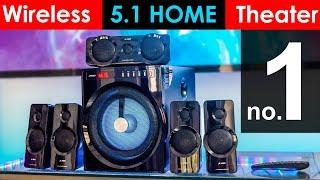 Best 5.1 wireless speaker yet – F&D F6000X REVIEW