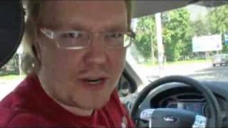 Тест-драйв: Ford Mondeo [СиДр] ч.2
