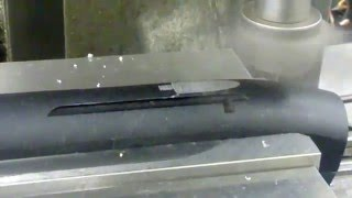 МР-155 фрезерування ластохвоста старого зразка.