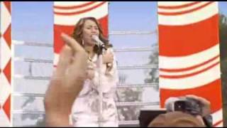 Download Miley Cyrus - All I Want For Christmas Is You 2007 LIVE! (Official Music ) MP3 song and Music Video