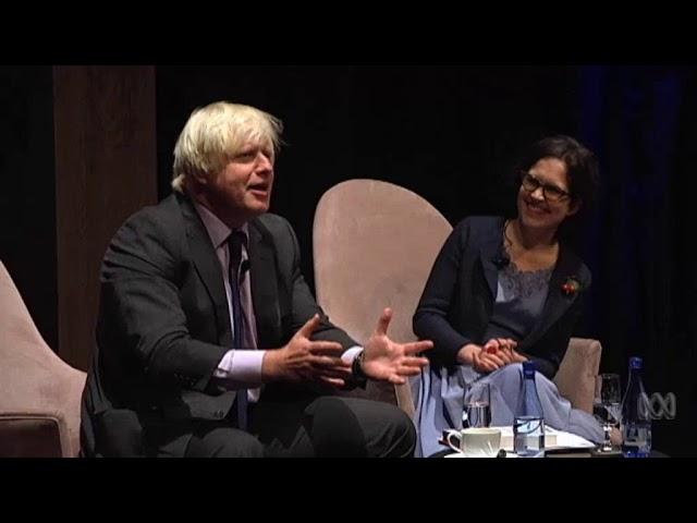 Boris Johnson and the Mnemosyne Fraud