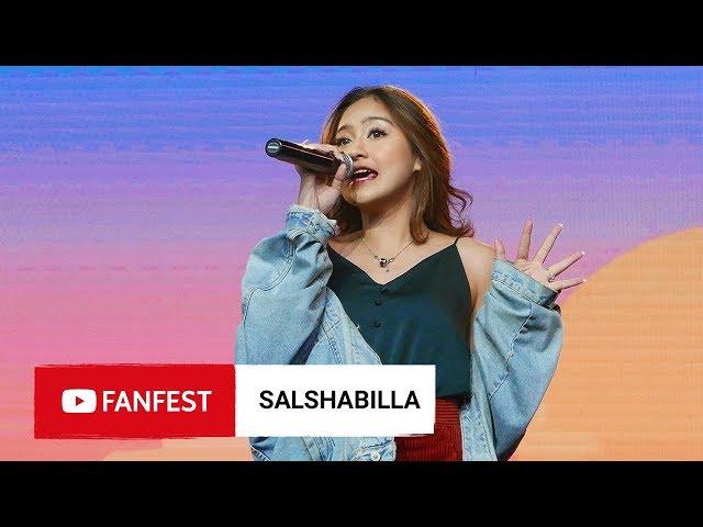 SALSHABILLA @ YouTube FanFest Jakarta 2018