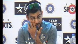 Virat Kohli gets emotional on Sachins retirement
