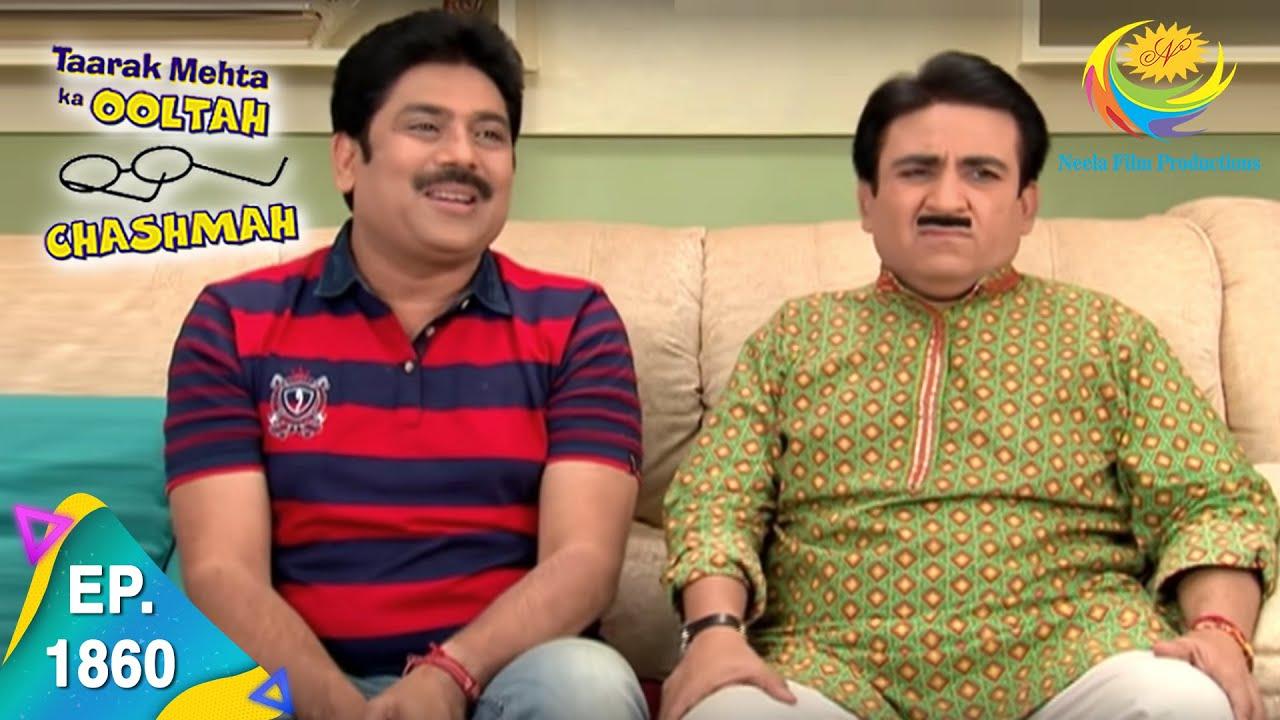 Download Taarak Mehta Ka Ooltah Chashmah - Episode 1860 - Full Episode