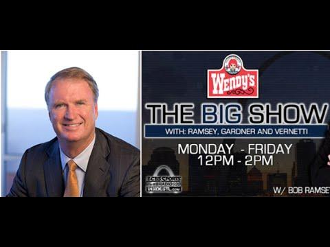MLB Interview:  Bob Hilliard Interviewed on The Big Show / Host: Chris Gardner