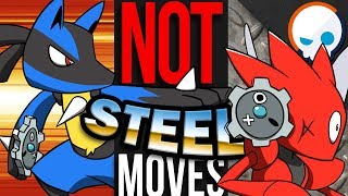 EVERY Steel Type Pokemon MOVE Explained! | Gnoggin