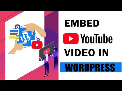 Easily Embed Youtube Videos in WordPress /Site/Blog : DomainRacer thumbnail