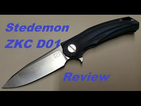 Stedemon ZKC D01 Review