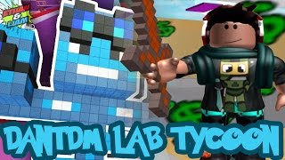 Roblox - DanTDM Tycoon - So many Mobs!!!!