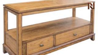 Toluca Lake Sofa Table C2006-03 By Fairmont Designs
