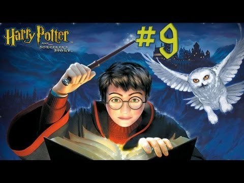 Harry Potter And The Sorcerer's Stone - Walkthrough - Part 9 (PC) [HD]