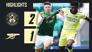 HIGHLIGHTS | Hibernian vs Arsenal (2-1) | Pre-season friendly