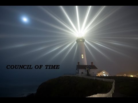 Council of Time : Open the Eyes of Your Heart, It Is All Spiritual 8-13-16