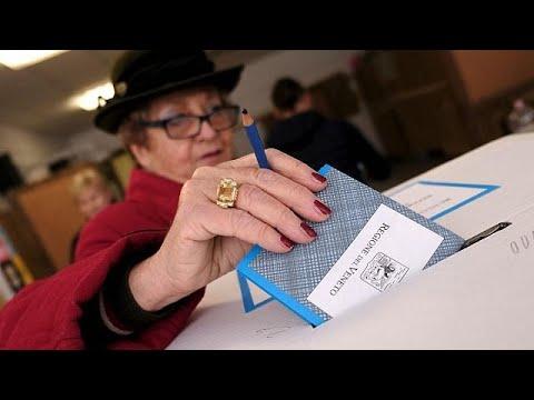 euronews (in Italiano): Referendum autonomia: Luca Zaia canta vittoria