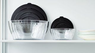 Tupperware - Clear Bowls Collection