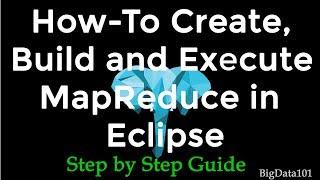 Створення та виконання MapReduce в затемнення