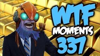 Dota 2 WTF Moments 337