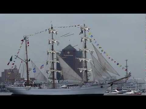 Mexican Tall Ship Cuauhtémoc