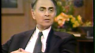Carl Sagan and Ann Druyan on Good Morning America