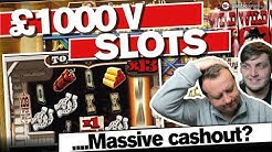 Online Slots - Big wins and bonus rounds £1000 VS Slots!!