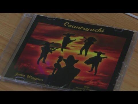 Albuquerque recording artist creates 'countryachi' music genre
