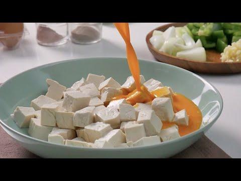 Bahan bahan Tahu Telur Daun bawang Sledri Bawang merah Bawang putih Tomat Cabai merah Garam Penyedap Merica Kecap....