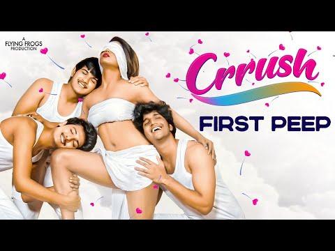 Crrush Telugu Movie First Peep   Ravi Babu   Abhay Simha   Ankita Manoj   Telugu FilmNagar