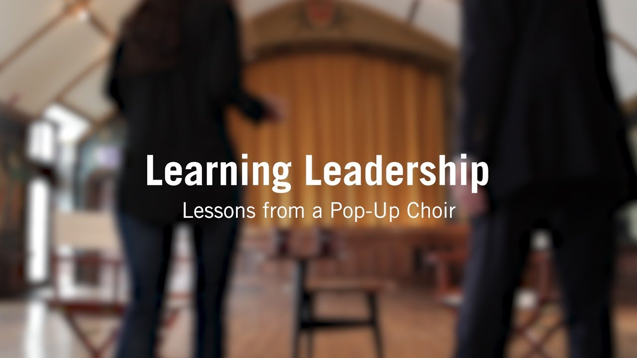 Why singing in a choir will make you a better leader | World