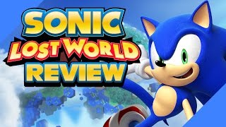 Sonic Lost World Review [WTH 2016]