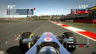 F1 2012: NORC Season 4 - United States Grand Prix