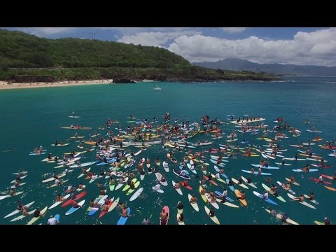 Brock Little Memorial Paddle Out