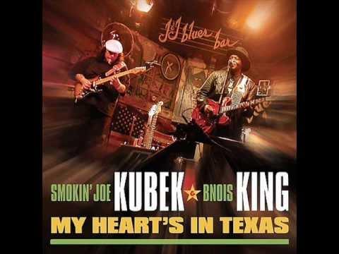 Smokin' Joe Kubek & B'nois King - Where I Want To Be