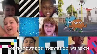 Cartoon Network - CN Sayin' Song (Karaoke Version)