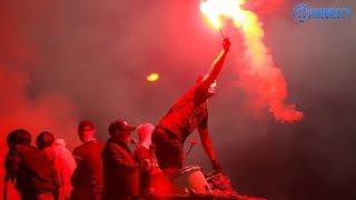 Racowisko Ruchu na derbach z Polonią Bytom (26.10.2019 r.)