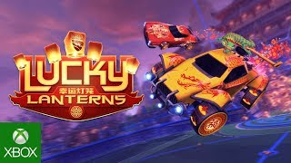 Rocket League® - Lucky Lanterns Trailer