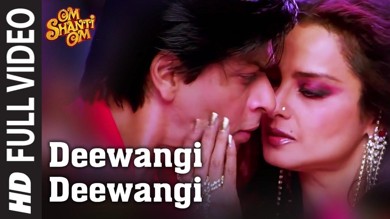 Full Video: Deewangi Deewangi |  Om Shanti Om | Shahrukh Khan | Vishal Dadlani, Shekhar Ravjiani