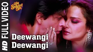 Repeat youtube video Deewangi Deewangi Full Video Song (HD) Om Shanti Om | Shahrukh Khan