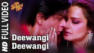Download Deewangi Deewangi Full Video Song (HD) Om Shanti Om   Shahrukh Khan Mp3 and Videos