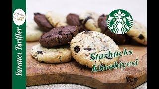 Ödüllü Starbucks Kurabiyesi Tarifi | Çikolatalı Kurabiye