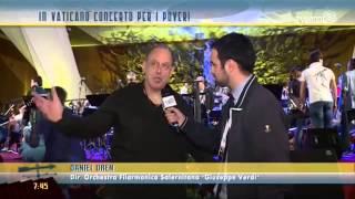 In Vaticano concerto per i poveri