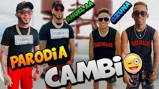 Ozuna & Anuel AA - Cambio (PARODIA)