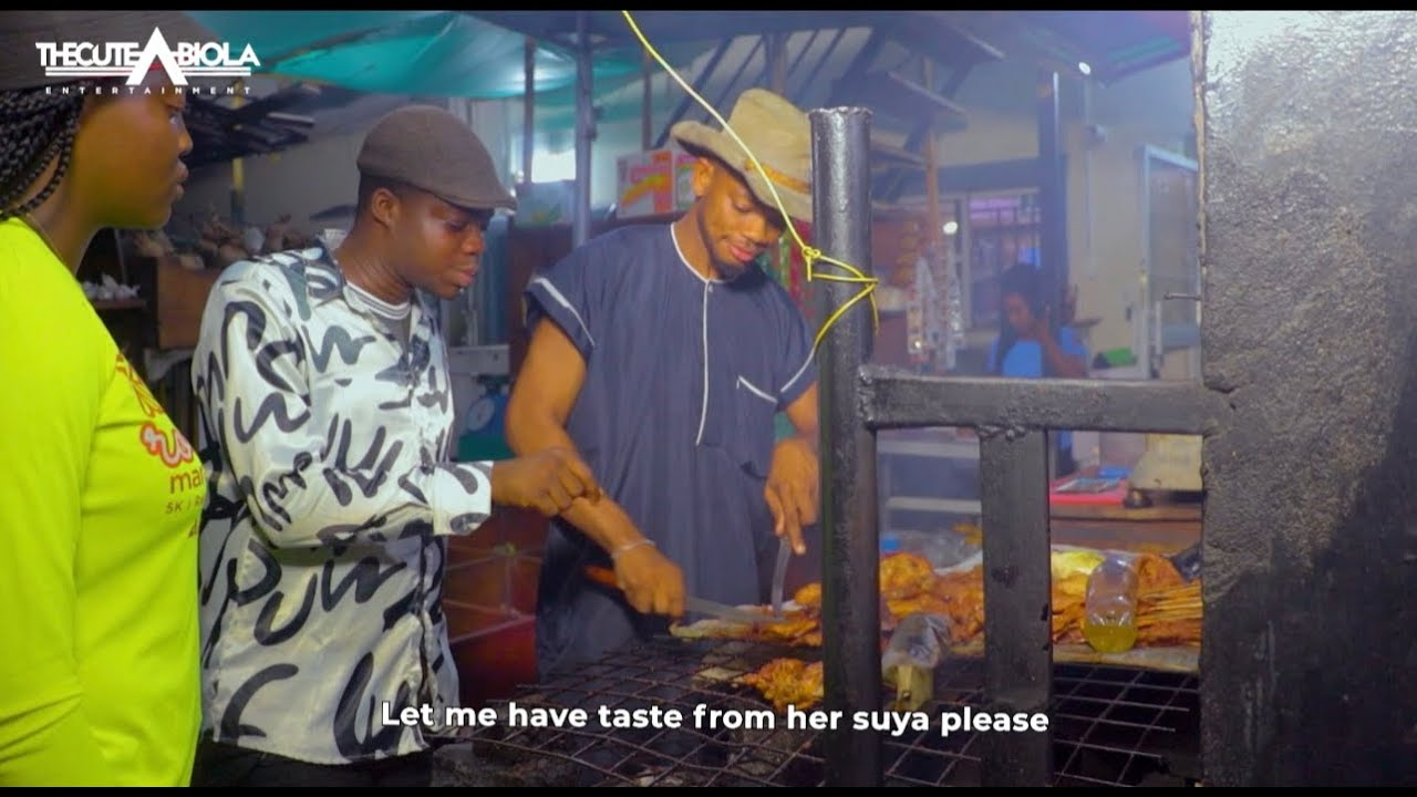 The Cute Abiola – Suya Wahala