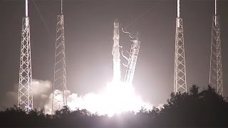 SpaceX Falcon 9 CRS-9 launch, 18 July 2016