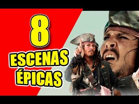 Mejores Momentos Y Frases Del Capitán Jack Sparrow Piratas Del Caribe Johnny Depp