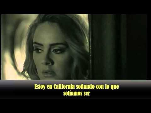 Ellen Inspired Adele's New Song (sub español)